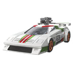 Transformers War For Cybertron Earthrise WFC-E6 Deluxe Wheeljack Race Car Render