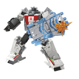 Transformers War For Cybertron Earthrise WFC-E6 Deluxe Wheeljack AIR shield Render