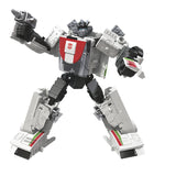Transformers War For Cybertron Earthrise WFC-E6 Deluxe Wheeljack Robot Render