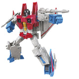 Transformers War For Cybertron: Earthrise WFC-E9 Voyager Starscream Robot Render