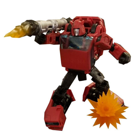 Earthrise Deluxe Cliffjumper Transformers War for Cybertron