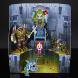 Transformers War for Cybertron Earthrise Quintesson Pit of Judgement Playset