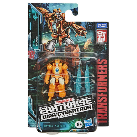 Transformers War for Cybertron Earthrise WFC-E14 Battlemaster Rung Box Package Front Hasbro
