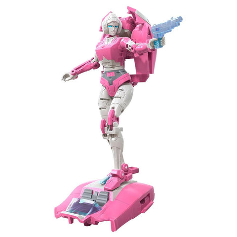 Transformers War for Cybertron WFC-E17 Deluxe Arcee Robot Render