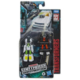 Transformers War For Cybertron Earthrise WFC-E3 Micromaster Autobot Hot Rod Patrol Daddy-O & Trip-up Box package Front