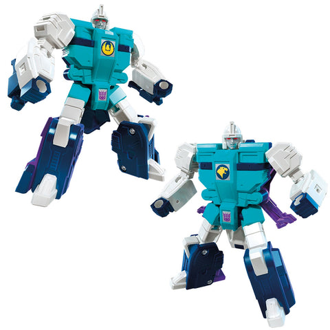 Transformers War for Cybertron Earthrise WFC-E30 Decepticon Clones Pounce Wingspan Robot Render
