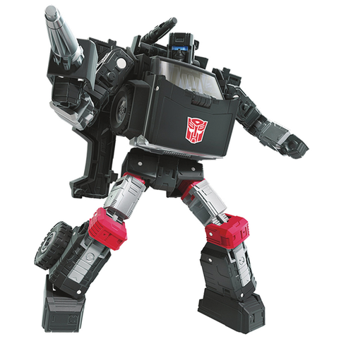 Transformers War for Cybertron WFC-E34 Deluxe Trailbreaker Robot Render