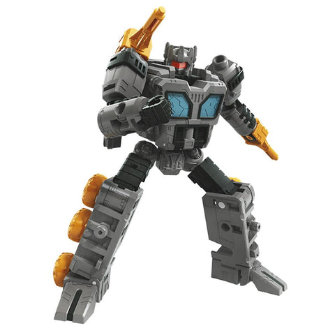 Transformers War for Cybertron Earthrise WFC-E35 Deluxe Weaponizer Fasttrack robot render
