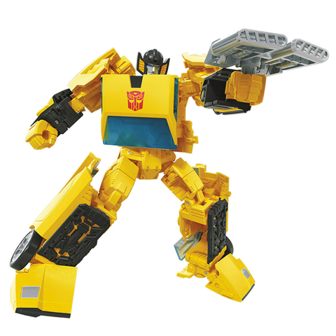 Transformers War for Cybertron Earthrise WFC-E36 Sunstreaker Robot Render