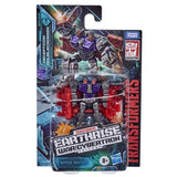 Transformers War for Cybertron Earthrise WFC-E39 Battlemaster Doublecrosser box package front
