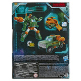 Transformers Earthrise WFC-E5 Deluxe Hoist Box Package Back