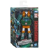 Transformers Earthrise WFC-E5 Deluxe Hoist Box Package Front