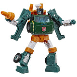 Transformers Earthrise WFC-E5 Deluxe Hoist Robot Toy