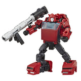 Transformers War for Cybertron Earthrise WFC-E7 Deluxe Cliffjumper Robot Toy