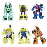 Transformers War for Cybertron Earthrise Galactic Odyssey Planet Micron Micromasters giftset 6-pack amazon robot toys