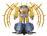 Transformers War for Cybertron Haslabd Unicron standing robot toy front