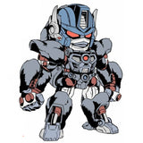 Transformers War for Cybertron WFC-K8 Voyager Optimus Primal character mock up