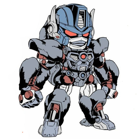 Transformers War for Cybertron Kingdom WFC-K8 Optimus Primal - Voyager