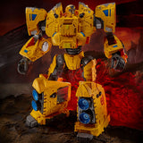 Transformers War For Cybertron Kingdom WFC-K22 Titan Autobot Ark Giant robot toy photo