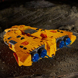 Transformers War For Cybertron Kingdom WFC-K22 Titan Autobot Ark Spaceship blast effects toy photo
