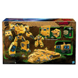 Transformers War For Cybertron Kingdom WFC-K30 Titan Autobot Ark box package back