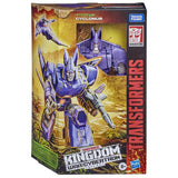 Transformers War for Cybertron Kingdom WFC-K9 Voyager Cyclonus box package front