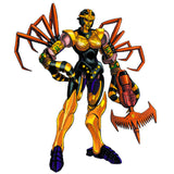 Transformers War For Cybertron Kingdom WFC-K5 deluxe blackarachnia character artwork drawing