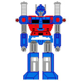 Transformers War for Cybertron Kingdom WFC-K20 Leader Ultra Magnus Earth Mode pixel art mock up