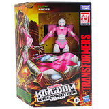 Transformers War for Cybertron WFC-K17 Deluxe Arcee box package front