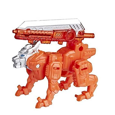 Transformers War for Cybertron Trilogy Netflix Walmart Battlemaster Captive Lionizer Orange Lion Robot Toy