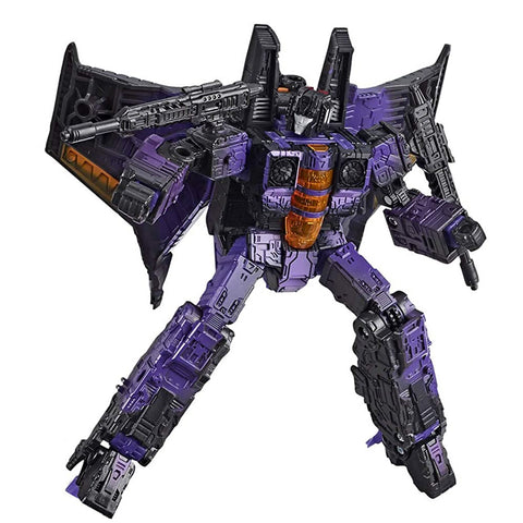 Transformers War for Cybertron Trilogy Netflix Walmart Voyager Hotlink Purple seeker Robot Toy