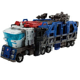 Transformers War for Cybertron Netflix TakaraTomy Japan WFC-08 Leader ultra Magnus car carrier semi truck vehicle toy