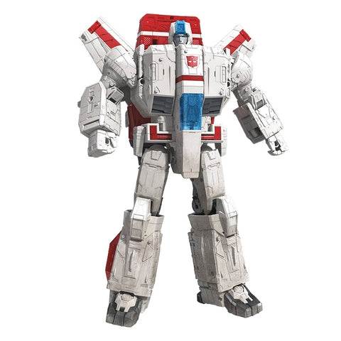 Transformers War for Cybertron Siege S-28 Commander Jetfire Robot Render