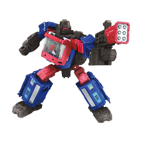 Transformers War For Cybertron Siege Deluxe Crosshairs Robot Render