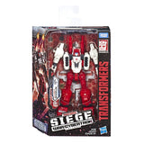 Transformers War For Cybertron Siege WFC-S22 Deluxe Weaponizer Sixgun box package