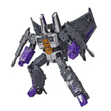 Transformers War for Cybertron: Siege Voyager Skywarp Robot Mode WFC-S27