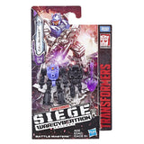 Transformers War for Cybertron Siege WFC-S30 Battle Master Caliburst Box Packaging