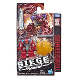 Transformers War for Cybertron Siege WFC-S31 Battle Master Smashdown Box Packaging