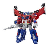 Transformers War for Cybertron Siege WFC-S40 Leader Optimus Prime Galaxy Upgrade Super Robot Cybertron Toy