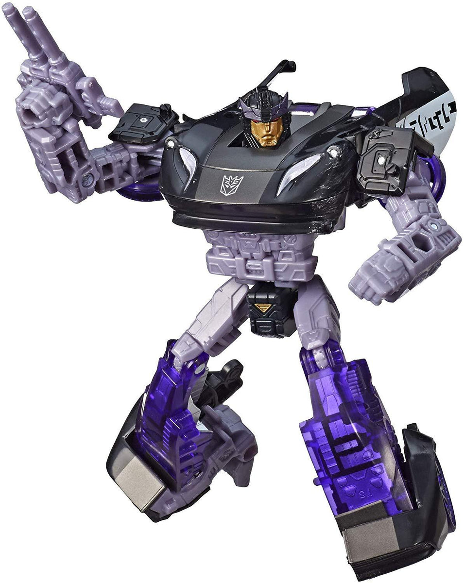 Transformers War For Cybertron Siege Wfc