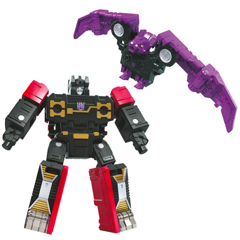 Transformers War For Cybertron WFC-S46 Micromaster Spy Patrol 2nd Unit Render