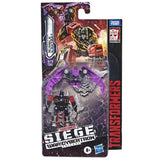 Transformers War For Cybertron WFC-S46 Micromaster Rumble & Ratbat Box Package