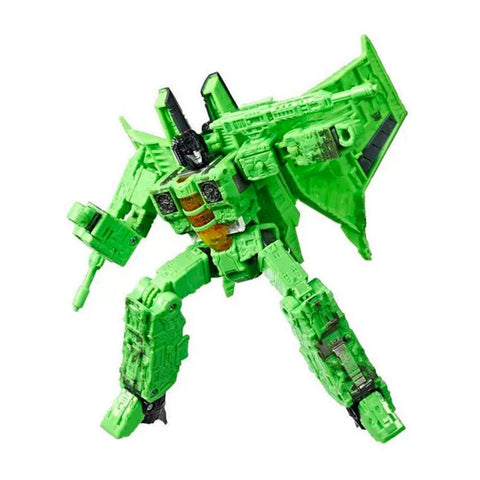 Transformers War for Cybertron: Siege WFC-S52 Rainmaker Acid Storm Robot Toy