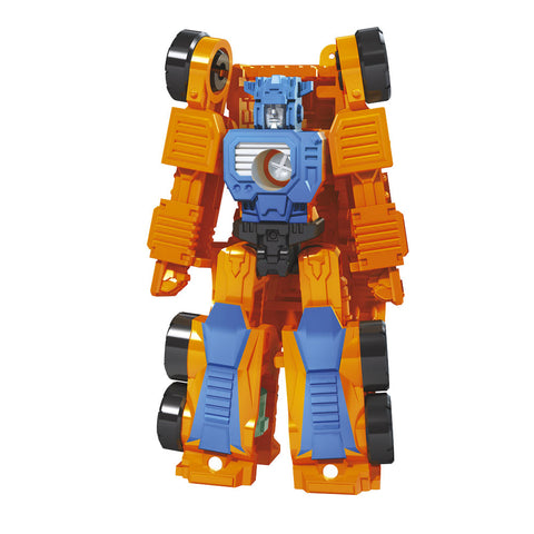 Transformers War for Cybertron Siege WFC-S Micromaster Powertrain Robot Render