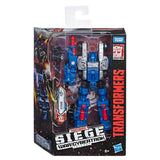 Transformers War Cybertron Siege WFC-S8 Deluxe Autobot Cog Weaponizer Box Package