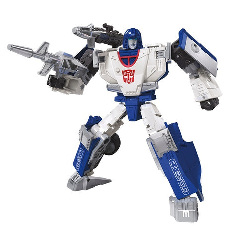 Transformers War for Cybertron Siege WFC-S43 Deluxe Mirage Robot Render