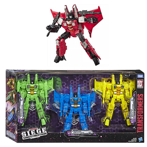 Transformers War for Cybertron: Siege Target Exclusive Seekers - 4 Figure Bundle