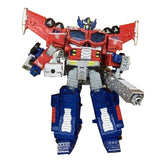 Transformers War for Cybertron Siege Leader Optimus Prime Galaxy Force Cybertron Robot Toy Leak