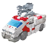 Transformers Siege Ratchet Ambulance Render