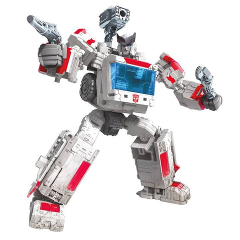 Transformers Siege Ratchet Robot Render